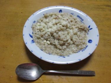 『押し麦リゾット』の基本レシピ